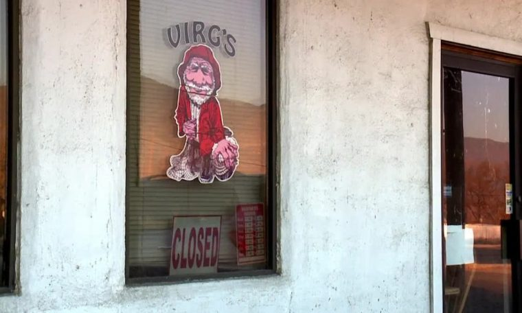 Twill County Restaurant Evicted After More Than Two Decades of Business