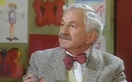 John Bluethal, who played Frank Pickle