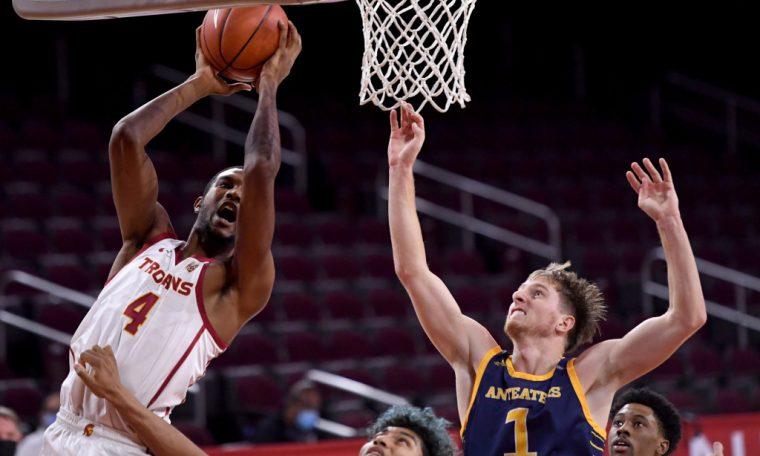 USC Basketball Wins UC Irwin - Orange County Register