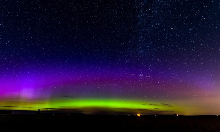 Sun blasts electromagnetic energy to Earth: Geomagnetic Storm Watch Released