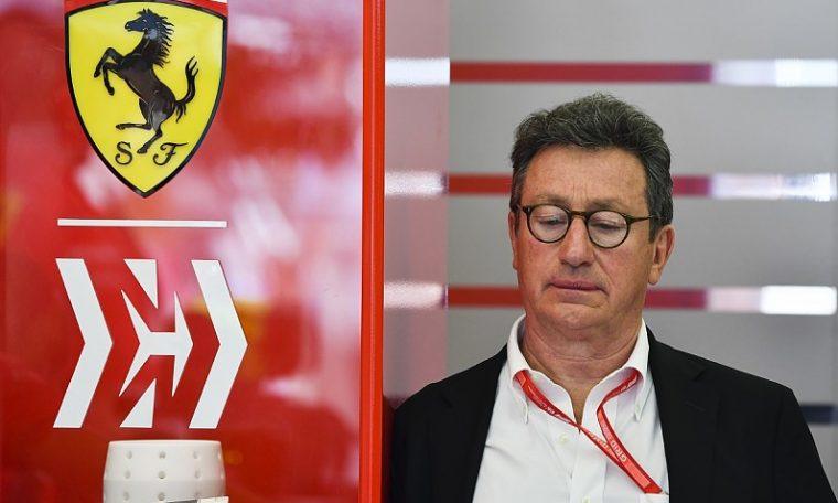 Ferrari CEO Camilleri announces shock retirement - F1 with immediate effect