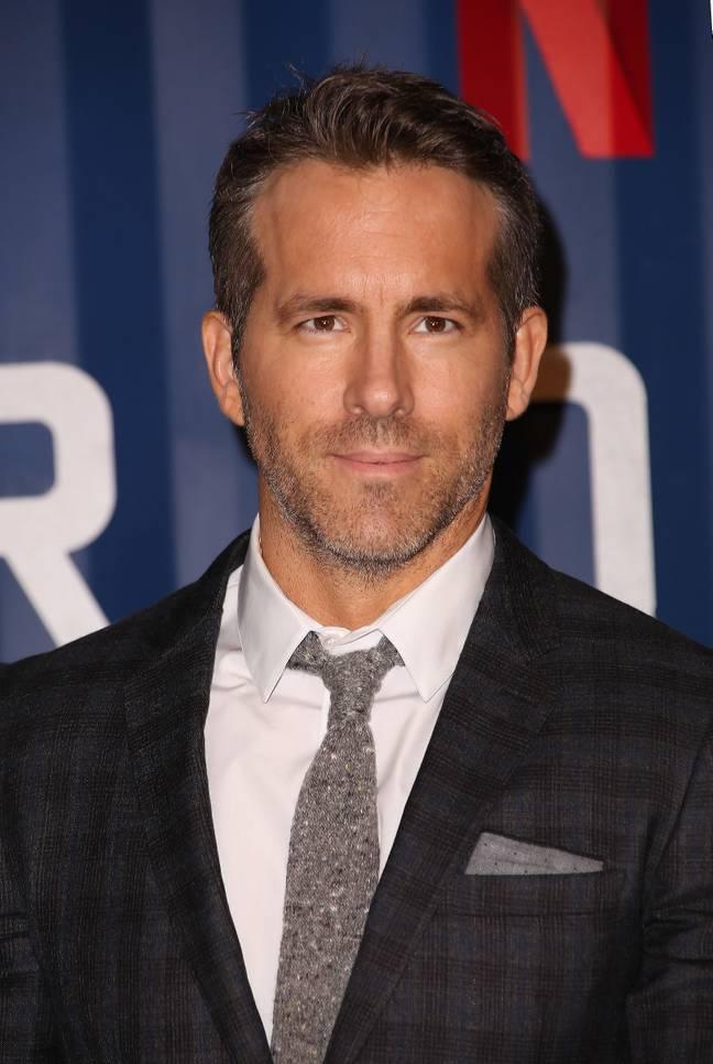 Ryan Reynolds.  Credit: P.A.