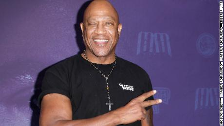Tiny Lister attended the premiere of the beloved Frank movie on August 10, 2019 in Los Angeles, California.
