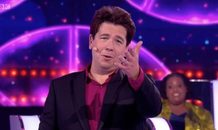 Embarrassed Michael McIntyre apologizes to viewers for new show The Wheel at the end of the tragedy