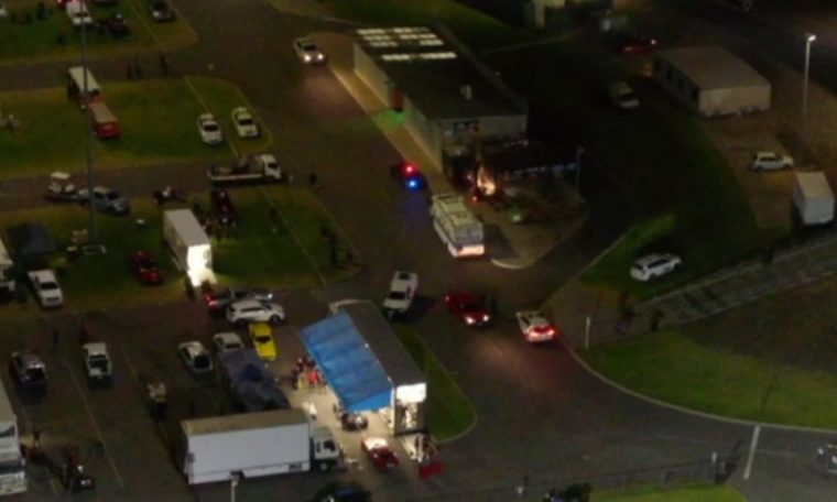 Senior rebel Bikki Nick Martin shot dead at Perth Motorplex, Queens Beach
