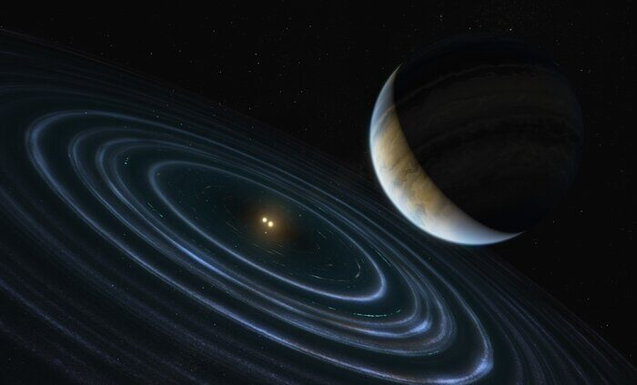 Discovery of the Mysterious Planet Nine could follow a satirical exoplanet in deep space