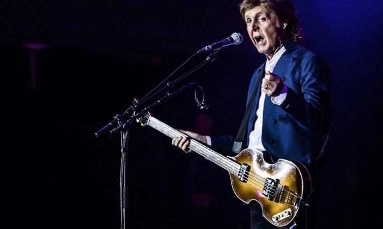 Paul McCartney appeals for commentary on new album release  Showbiz