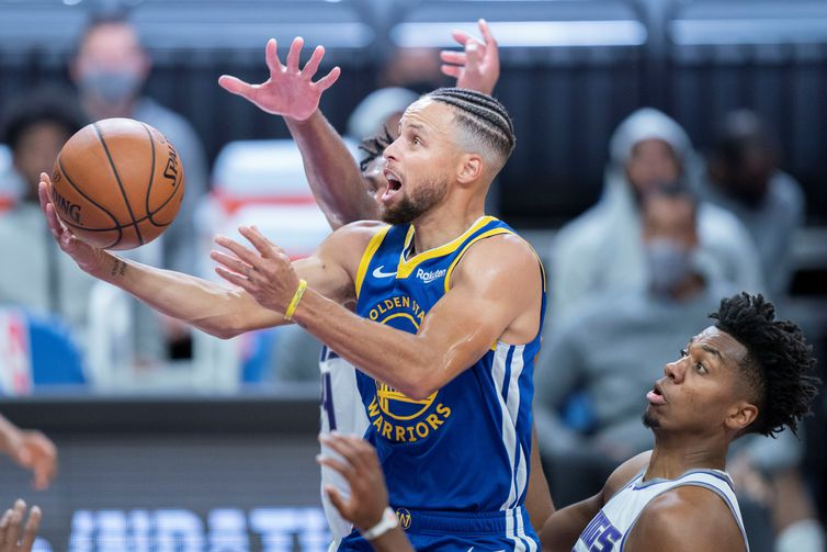 Stephen Curry, Golden State Warriors, NBA