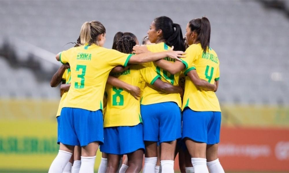 Brazilian Women's Team Women's World Cup