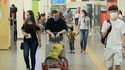 Brazil suspends flights from United Kingdom due to coronovirus variants
