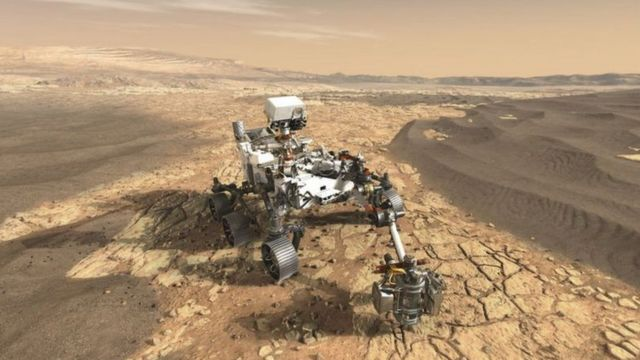 Perseverance has a planned one-year Martian mission (or about 687 Earth days)