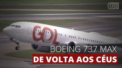 Boeing 737 Max returns for commercial flights in Brazil