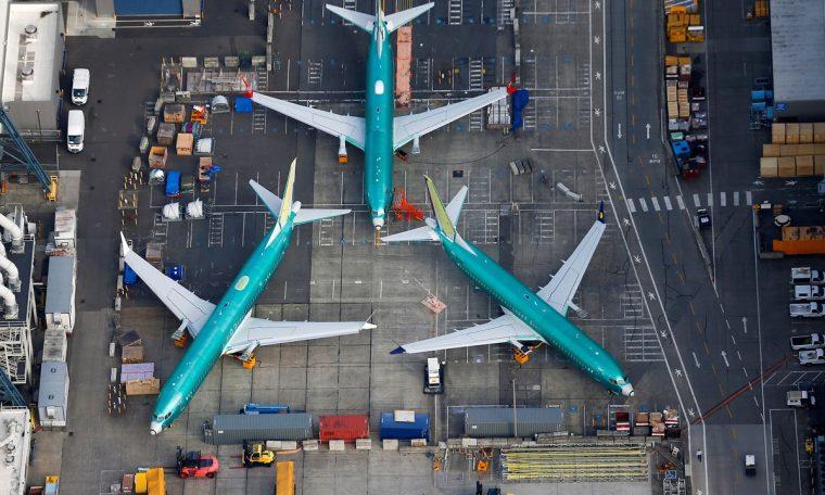 Economy suffers from Air Canada's Boeing 737-8 Max turbine failure