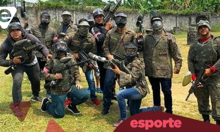 Demand for paintball practice increases in Manaus
