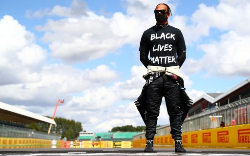 For Lewis Hamilton, the Black Lives Matter movement was instrumental in winning the seventh F1 World Championship - GQ