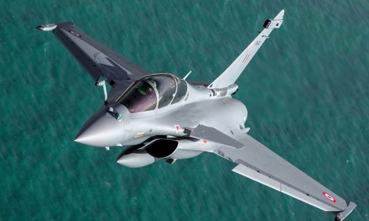 Indian Air Force received three more Rafale fighter jets in January - Cavoc Brasil