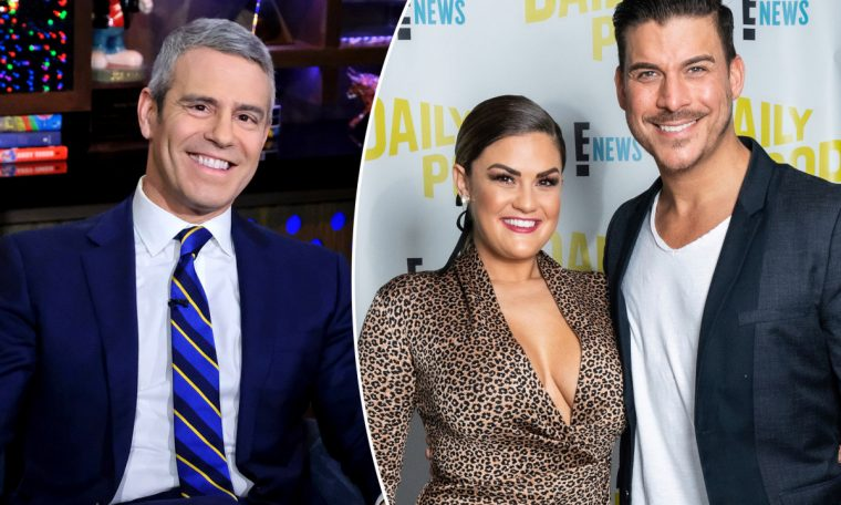 Andy Cohen excited for 'Shift' on 'Wonderpump Rules'