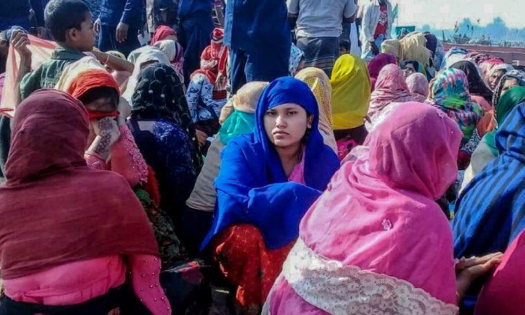 Bangladesh begins Rohingya repatriation despite rights concerns  Bangladesh