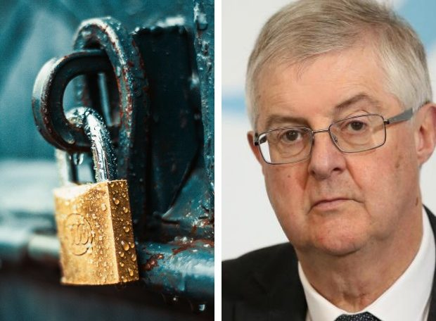 Can Wales get out of the post-Christmas lockout?