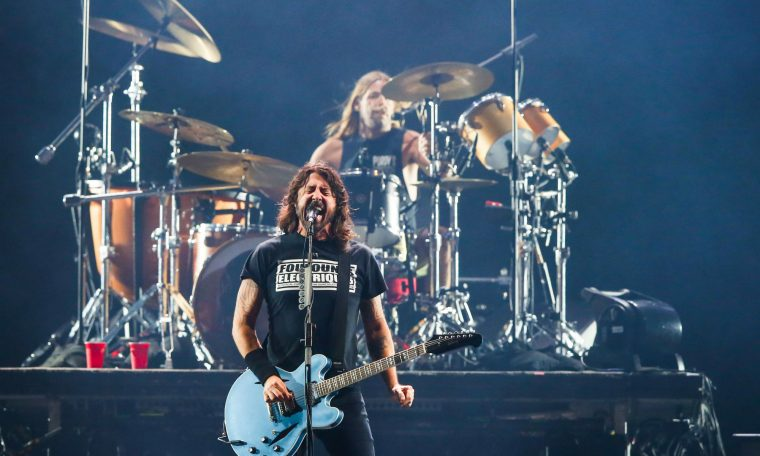 Dave Groll Explains Foo Fighters' Decision To Release 'Madison At Ad Night'