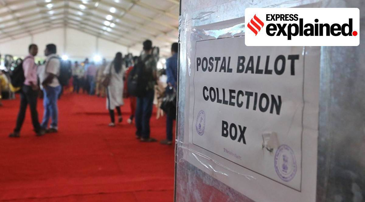Postal Ball, NRIS, Postal Ball for NRS, Election Commission, Election Rules of India, Parliamentary News, Indian Express, Express Expired