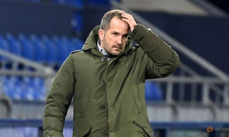 Football: Schalke Bori manager Baum after sterile Budesliga departure