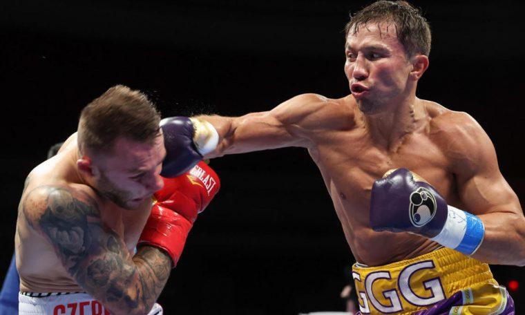 Gennady Golovkin vs. Kamil Szameta battle results, highlights: 'GGG' shines with TGO victory