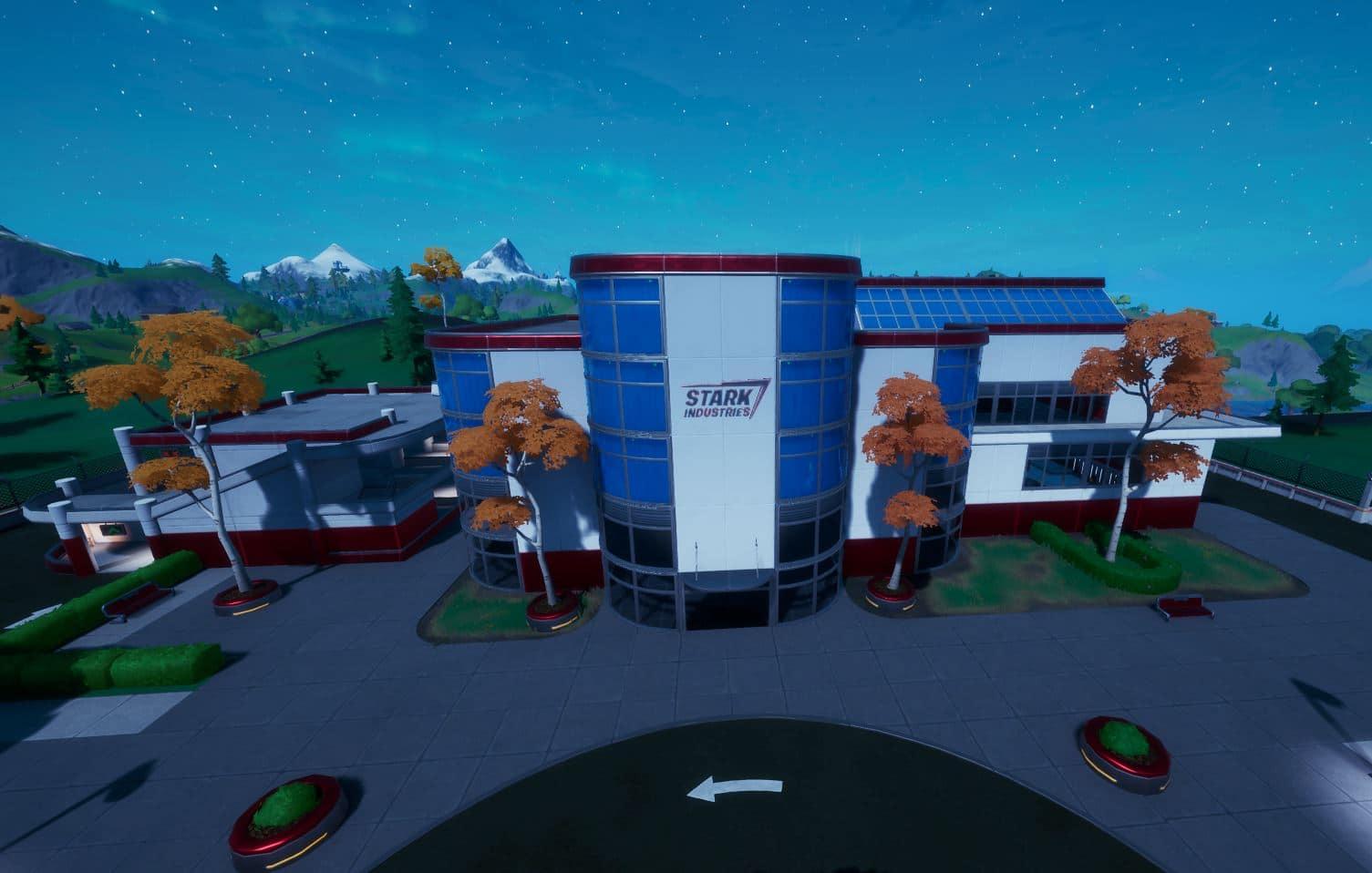 Location of Fornet Stark Industries