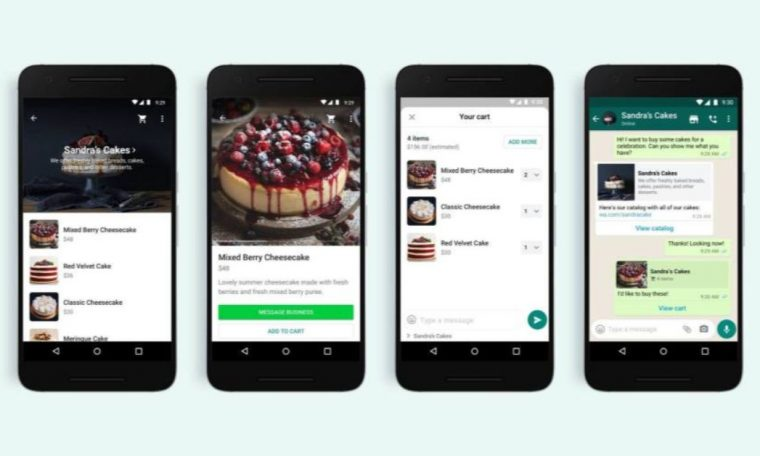 Here's how to make a purchase on WhatsApp using this feature