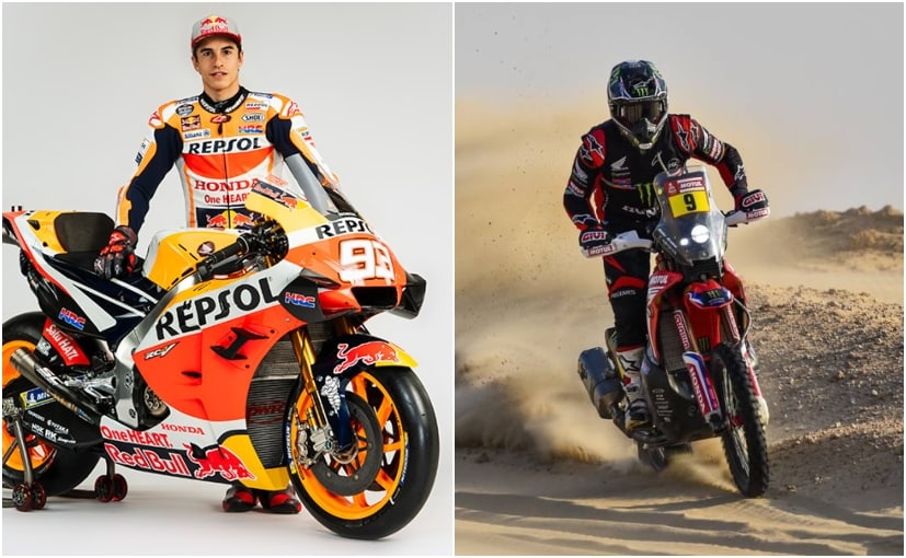 Mark Marquez will return to the Moto GGP next season while Ricky Brabeck will defend his crown at Dakar