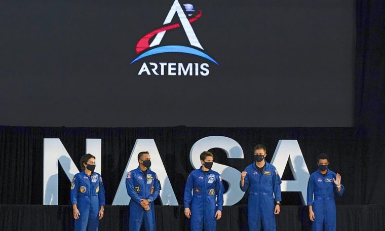 NASA says 18 astronauts are being trained in Artemis' moon landing program