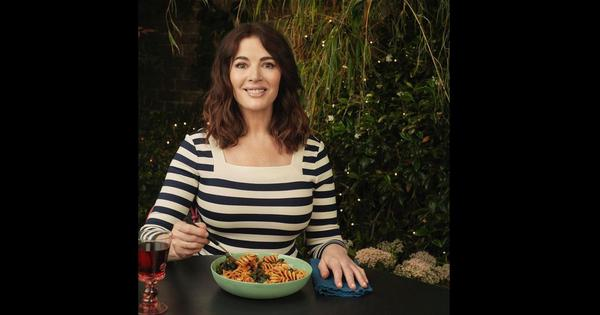 Nigella Lawson's utterance of 'microwave' has hit Twitter, but she was just kidding