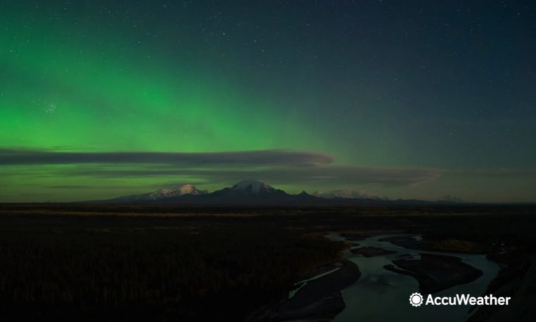 October: Northern lights may shine in some parts of the US this week