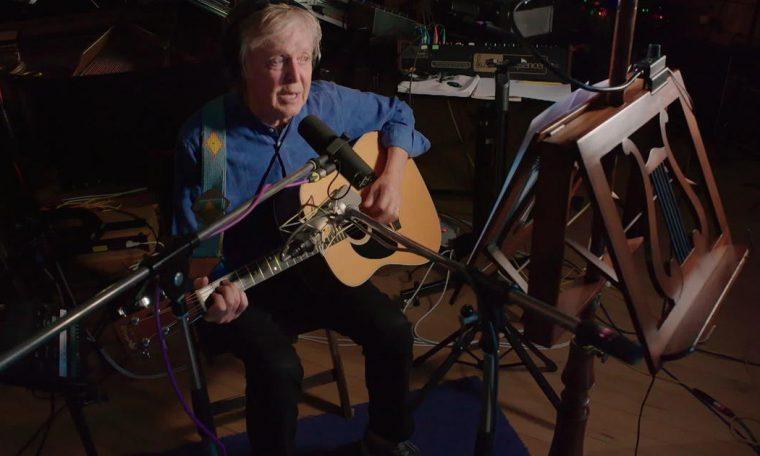 "Paul McCartney on creating ""McCartney III"" in the lockdown and remembering John Lennon"