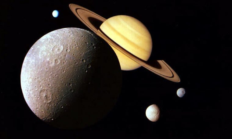 Solar system's two biggest planets closest in nearly 400 years