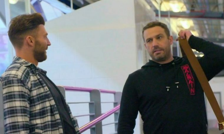 Real Flower Finds 'Beef' Between Ice Jackie Kickinkedon and Jamie Lomas on Ice Fans