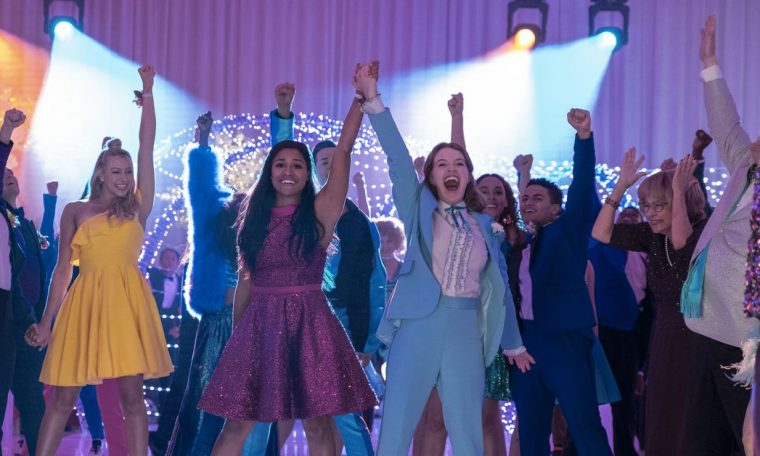 Review: Netflix's prom is a fun fantasy to deal with petty so-called extremists