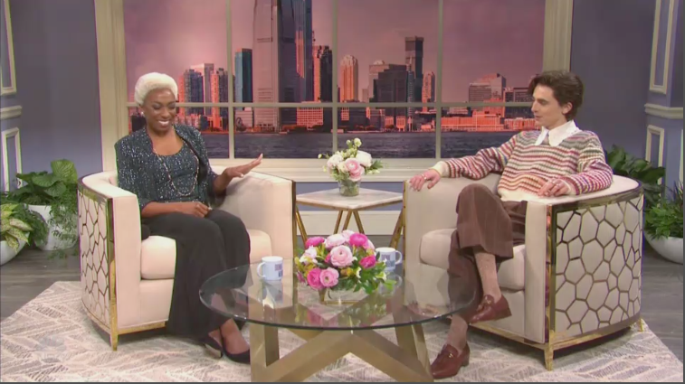 'Saturday Night Live' Deliver 'Dion Warwick Talk Show' Sketch