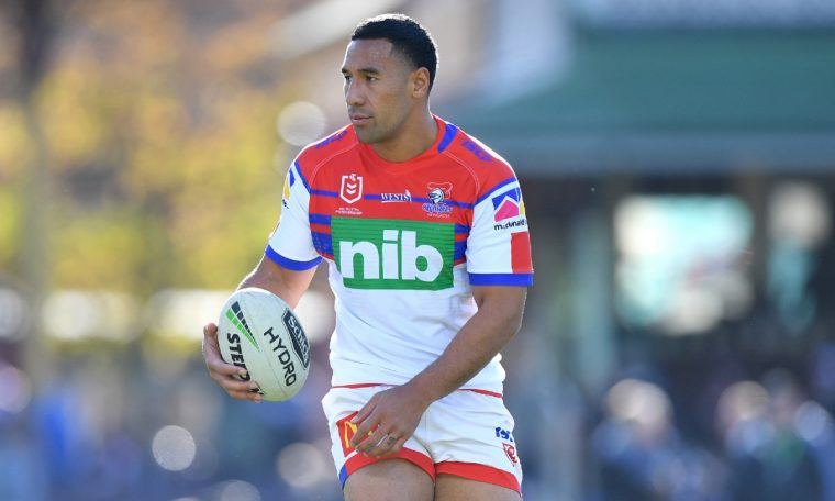 South Sydney Rabbithos signs one-year deal with Toto Moga