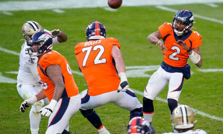 The NFL with the Broncos and the Ravens.  Why was treated differently by