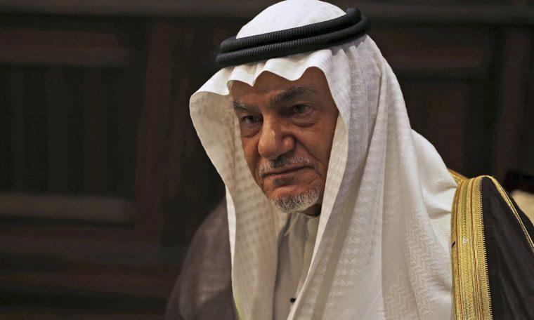 The Saudi prince sharply criticized Israel at the Bahrain summit
