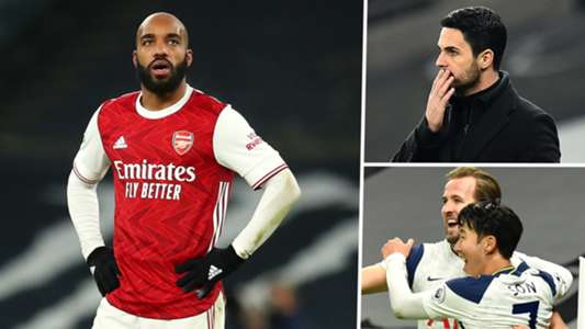 When will Arsenal learn ?!  The Derby disaster offers little hope that the Gunners' season can be saved