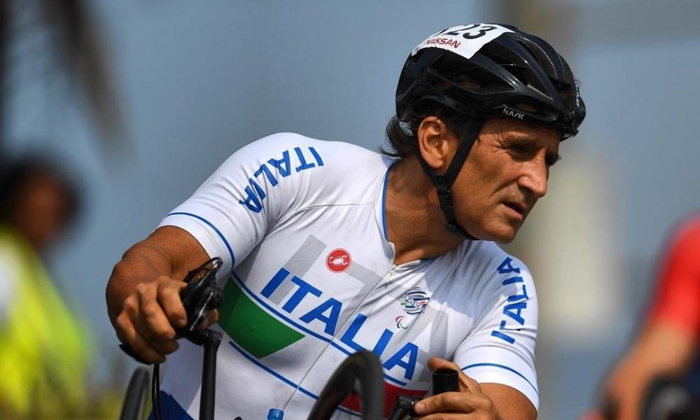 Alessandro Zanardi - Zanardi Accident