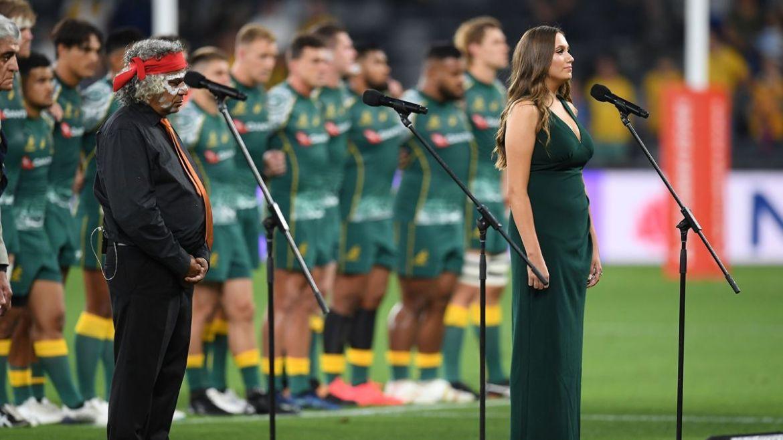 Australia changes the national anthem