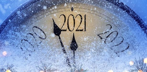 Why the year did not actually end at midnight of 31 December, nor does it always last the same time - 01/01/2021