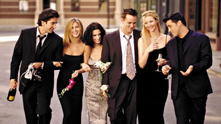 Know where to watch Friends and Gossip Girl after the series Netflix