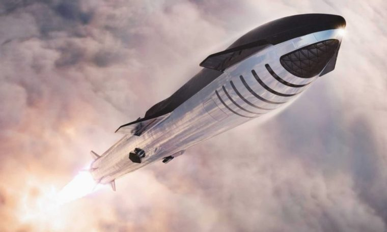 "SpaceX will try to ""catch"" its starship thrusters instead of landing"