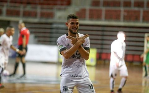 Serra began studies to participate in the National Futsal League;  See the details of the talk - Alexandre Mota