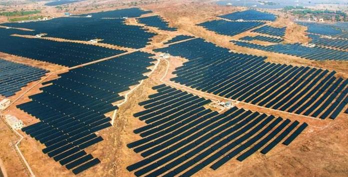 Maior parque fotovoltaico do mundo