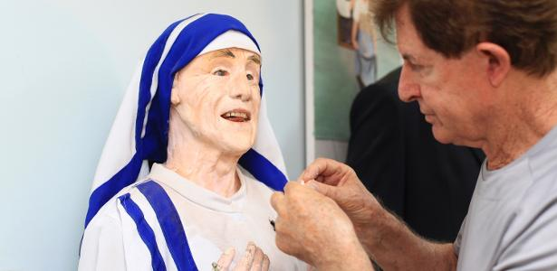 The sculptor of the wax museum in Paraná becomes the meme, but thanks: 'It's revealed' - 01/09/2021